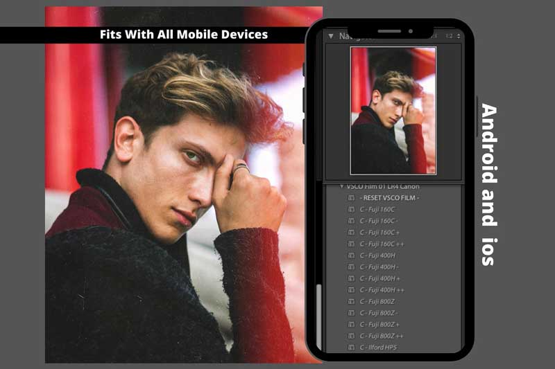 37 Film Lightroom Presets XMP DNG 4466870 Download Free