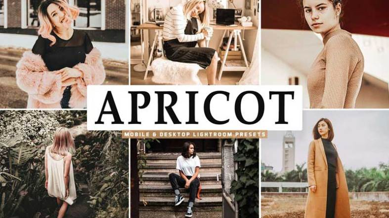 Apricot Mobile 2526 Desktop Lightroom Presets Free Download