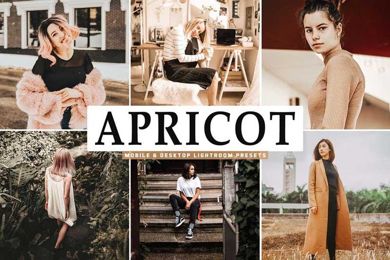 Apricot Mobile 2526 Desktop Lightroom Presets Free Download