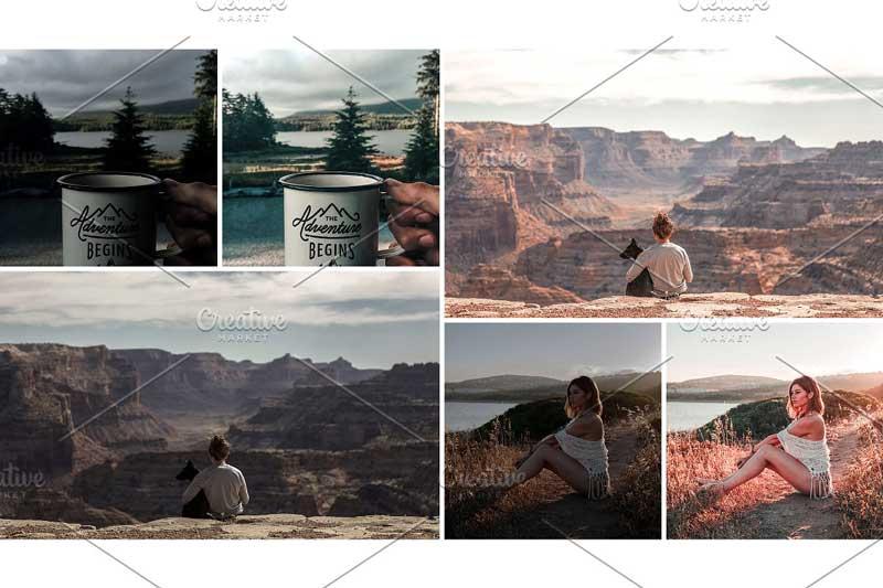 Creativemarket 77. Travel Blogger 4501443 Free