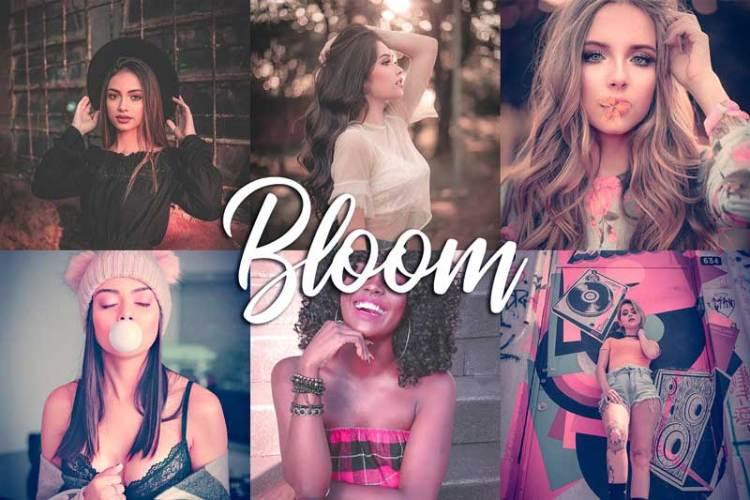 10 Lightroom CC Presets Bloom 4581788