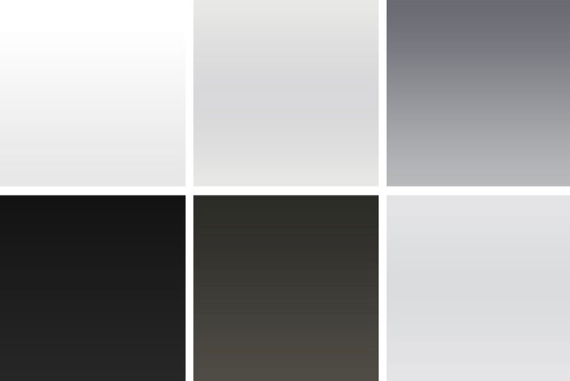 126 Black and White Gradients 2554467