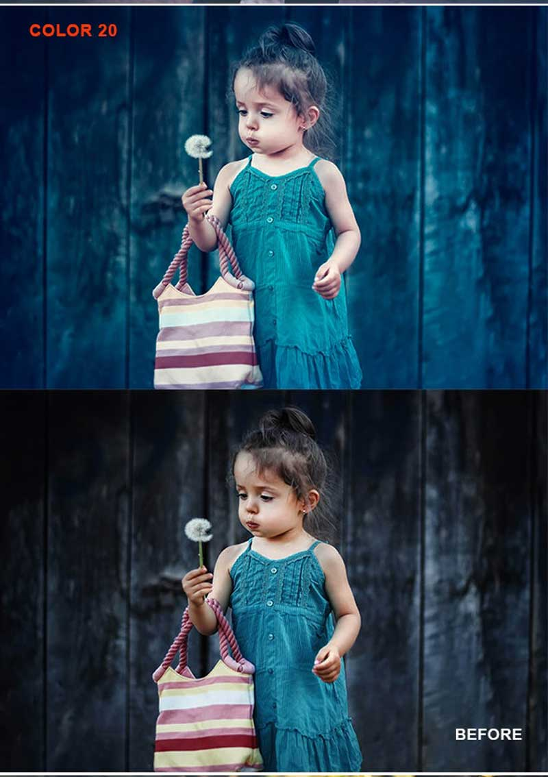 20 Soft Color Lightroom Preset 21512575 4