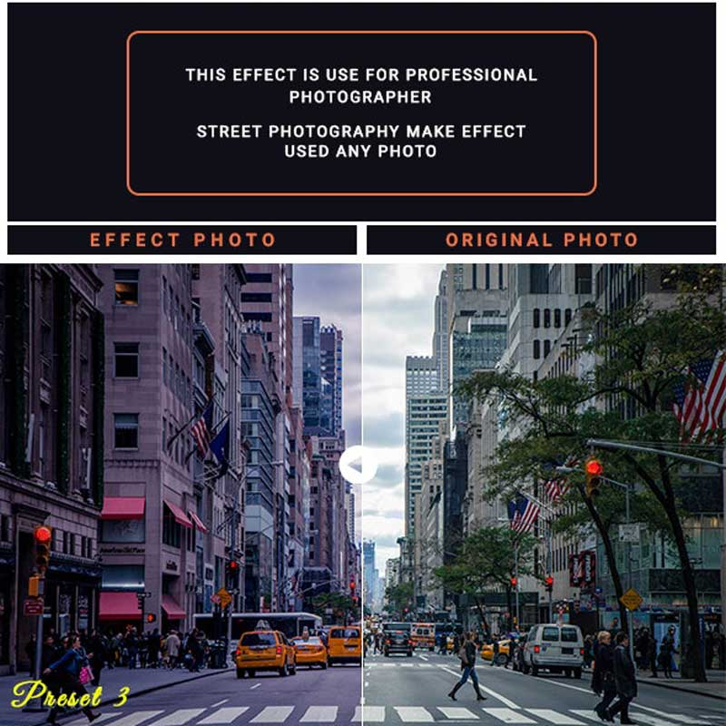 50 Street Photography Lightroom Presets 22938138 Free Download
