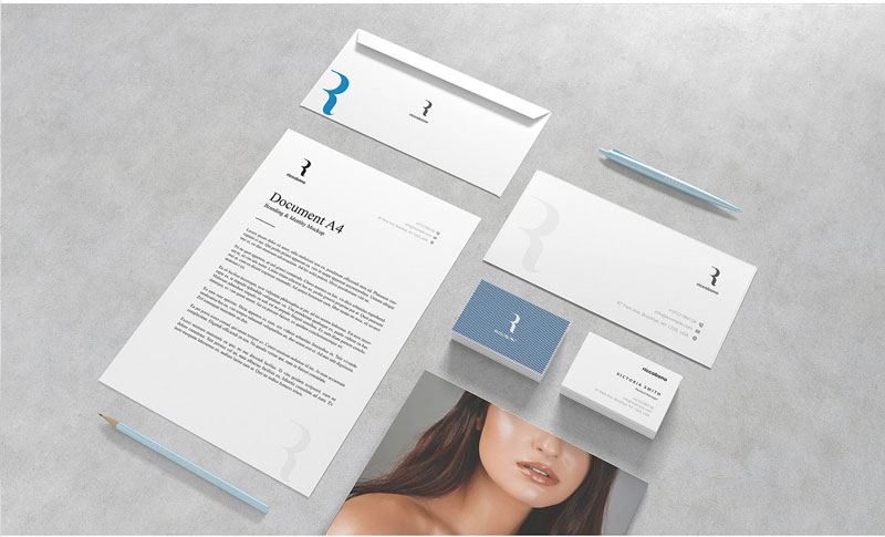 Branding And Stationery Mockup 4122904
