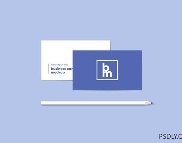Business Card Mockup 2580548