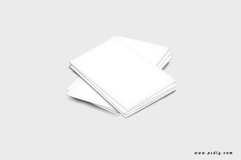 Business Card Mock-Up Template - Vol. 4