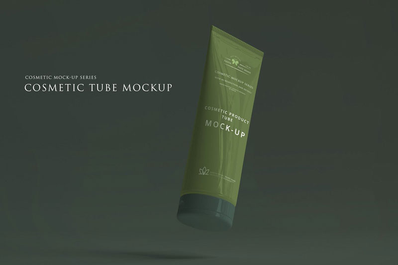 Cosmetic Tube Mockup 3054807