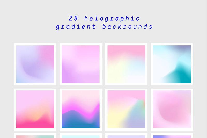 Holographic Gradients 2246431