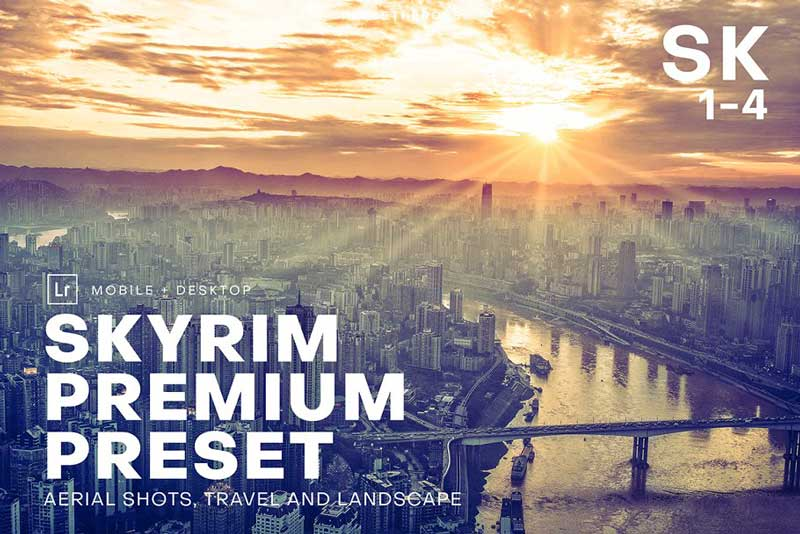 Skyrim High Quality Lightroom Preset 4552498 Free Download