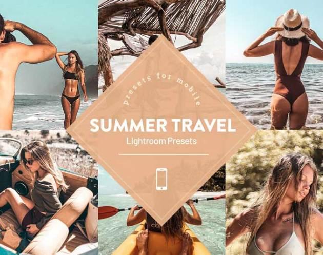 Summer Travel Lightroom Presets 4593837