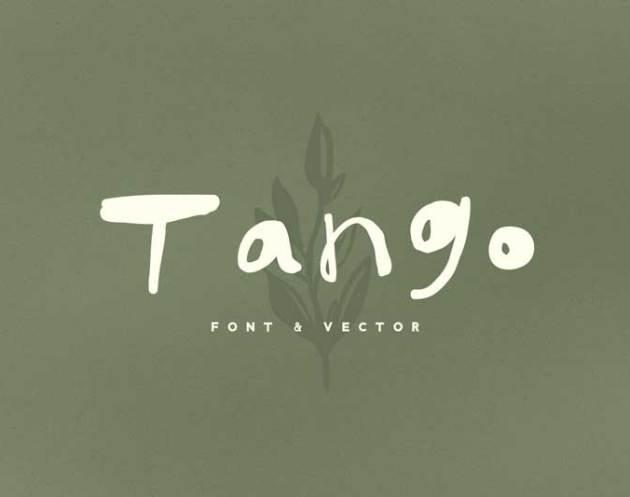 Tango Font 4134607