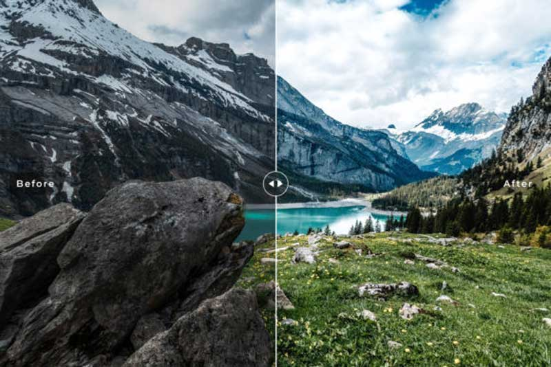 Alps Lightroom Presets Pack
