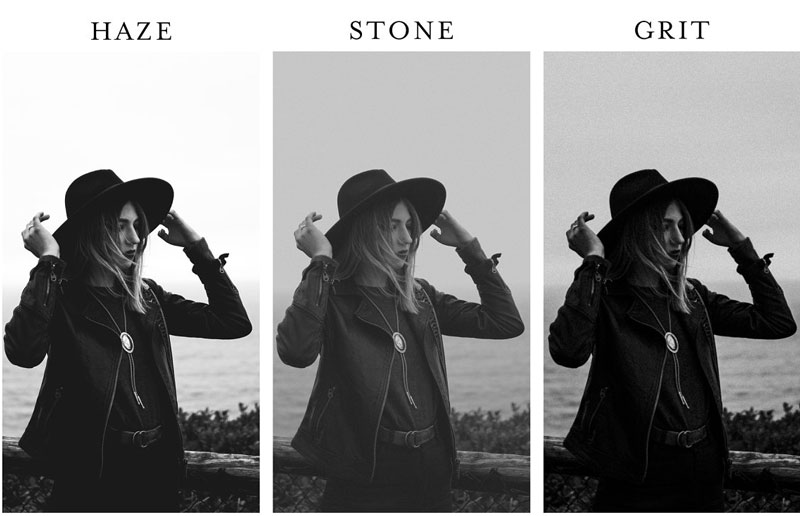 Black & White Lightroom Presets 4475250
