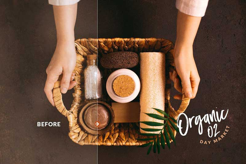 Organic Food Presets for LR 2526 PS 4732921 Download