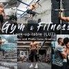 Gym & Fitness – Sport LUTs [Lighroom Presets]