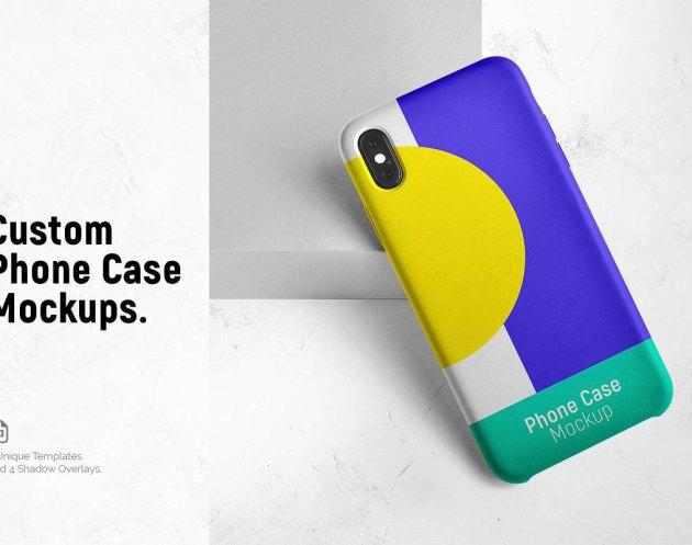 Phone Case Mockups 5055822