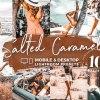 10 Salted Caramel Mobile Presets 5142983