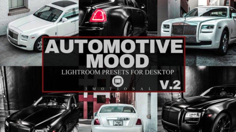 15 Automotive Mood Mobile Lightroom V.2 4569280