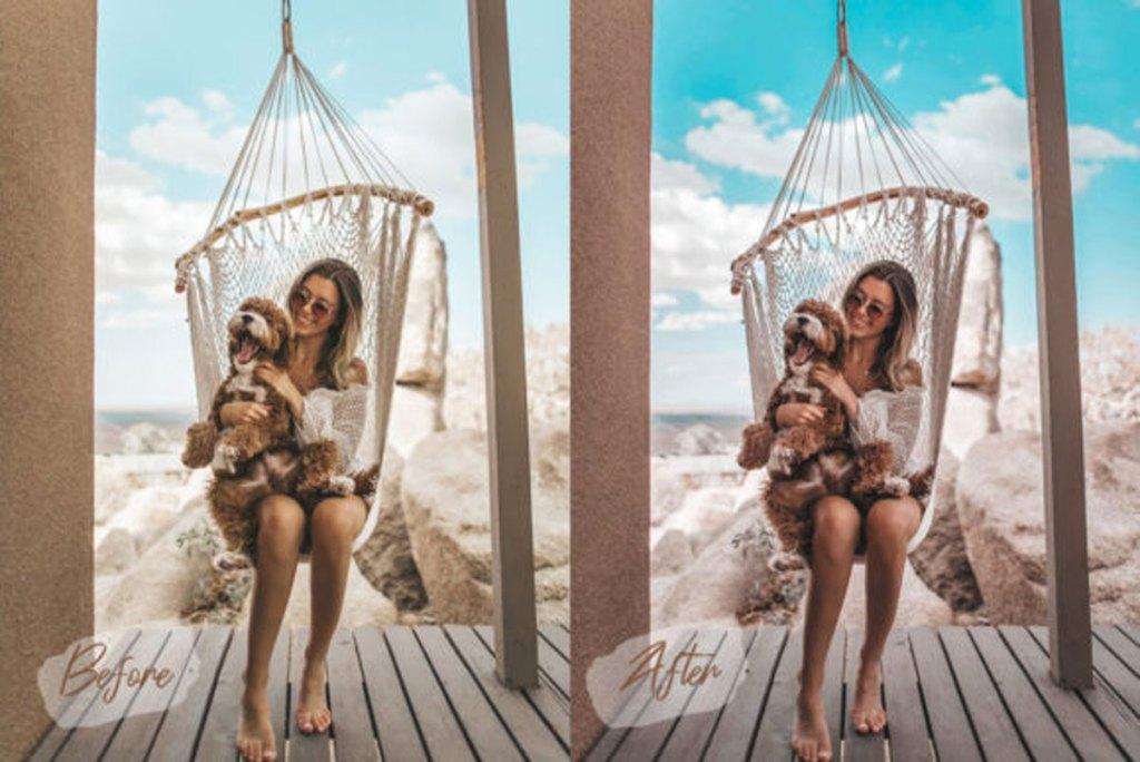 18 Miami Photoshop Actions 4338583