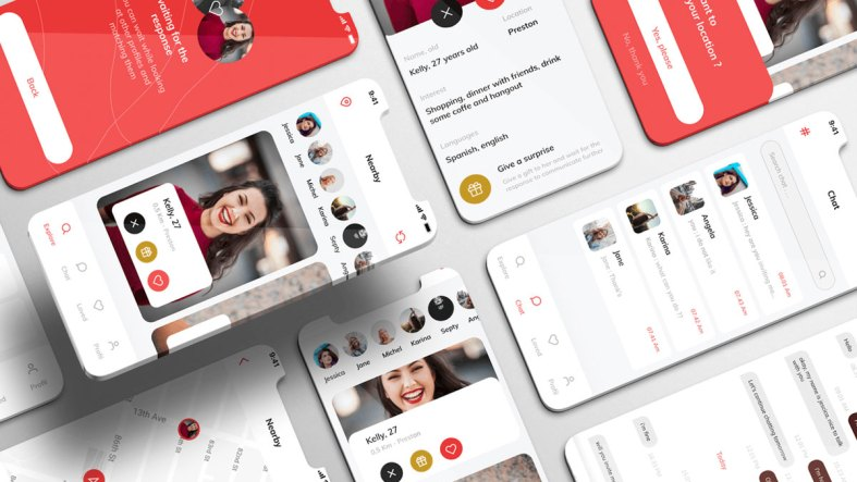 Amore UI Kit - Dating Apps