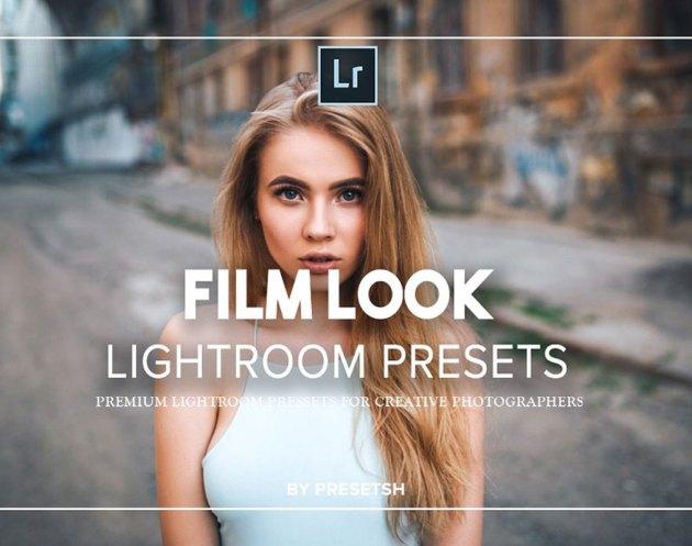 CreativeMarket - Film Look lightroom presets 5124699
