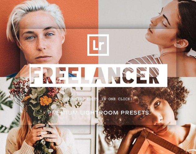 Freelancer Lightroom Presets 5119127