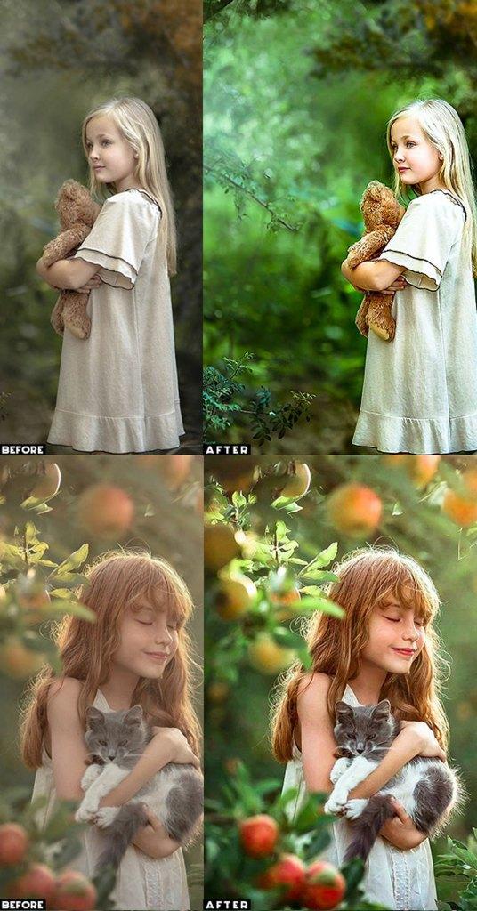 GraphicRiver PRO HDR Portrait Photoshop Actions 27184929