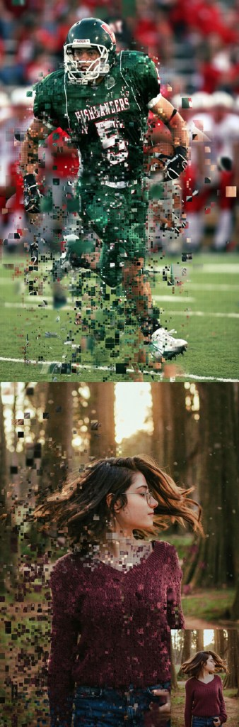 GraphicRiver Pixelate Photoshop Action 26304514 scaled