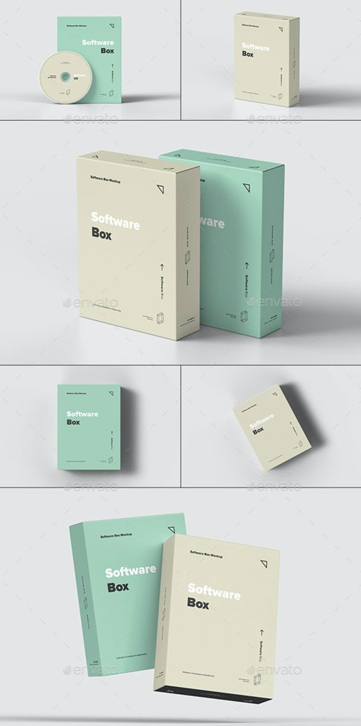GraphicRiver Software Box Mock up 2 27373311