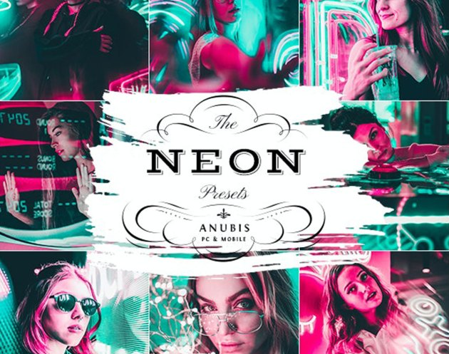 GraphicRiver - Ultra Neon Photoshop Action 26378737