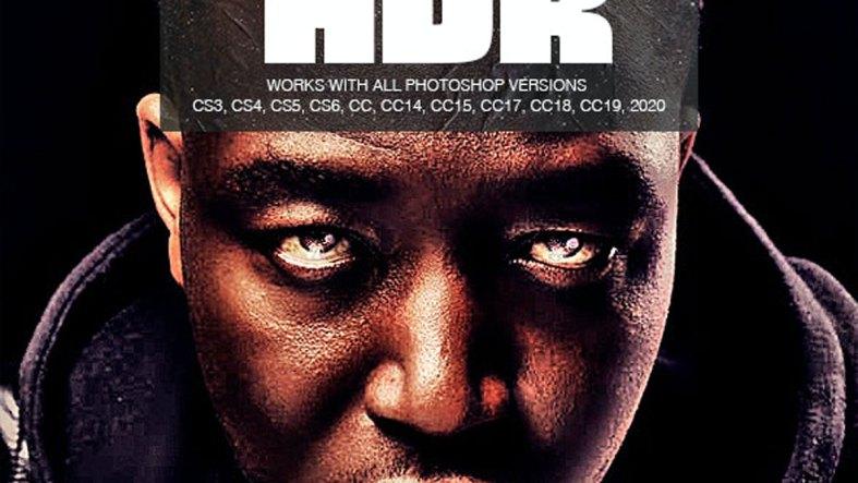 HDR Photoshop Action - Boost Details - High Dynamic Range 26682449
