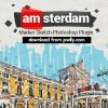 Marker Sketch Toolkit – Amsterdam – Photoshop Plugin 27131257