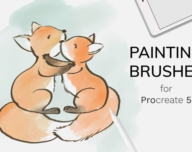 Soft texture Brushes For Procreate 4497260