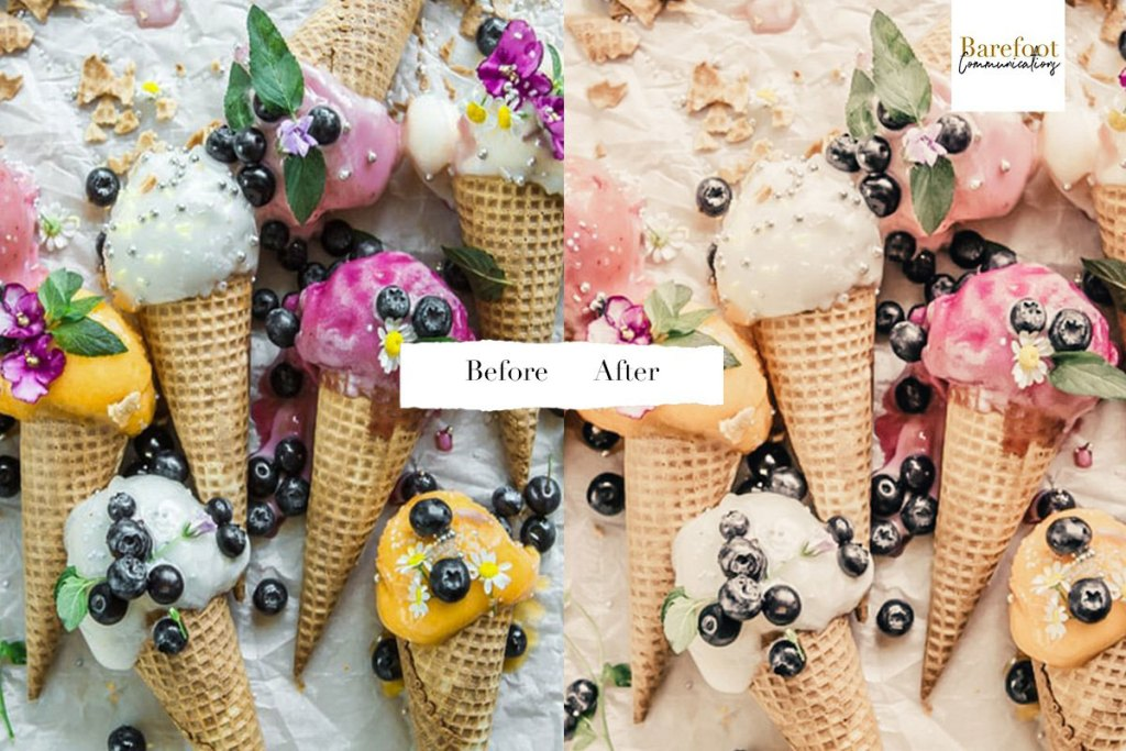 Vanilla Cream Lightroom Presets 4932255. 1