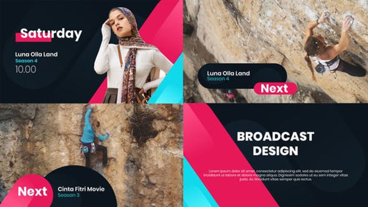 Videohive Broadcast Channel identity Essential Graphics 27597186
