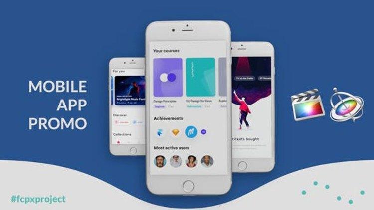 Videohive Mobile App Promo 25796471