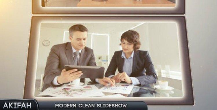 Videohive Modern Clean Slideshow 4903997