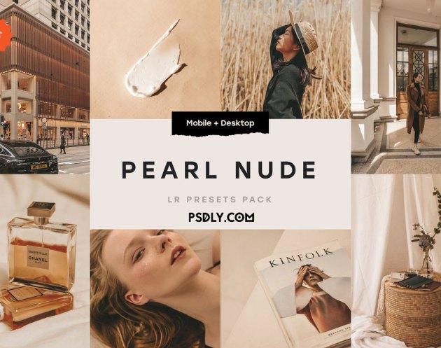 Pearl Nude – 5 Lightroom Presets 5154119