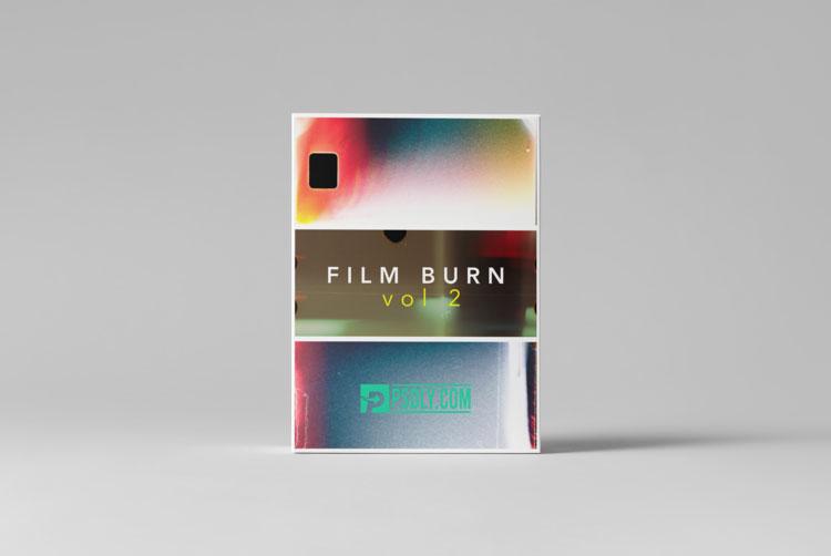Tropic Colour – Film Burn Vol. 2