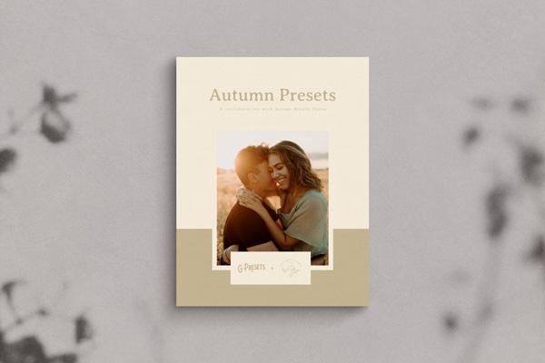 G Presets Autumn Preset Pack