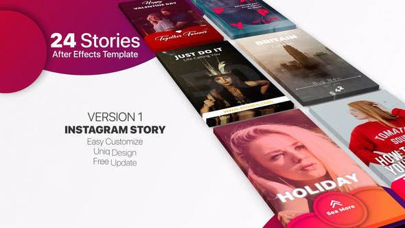 Videohive Instagram Story V1 23310765