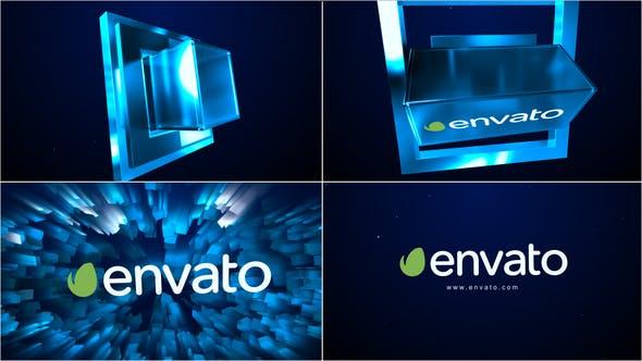 Videohive Dynamic Logo Reveal 23558617