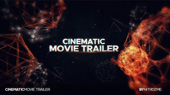 Videohive Cinematic Movie Trailer 20458507