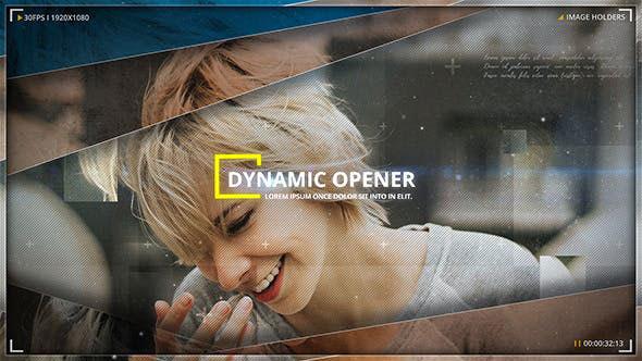 Videohive Dynamic Opener 20891391