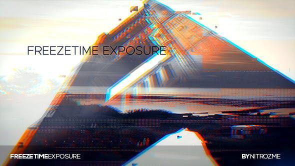 Videohive Freezetime Exposure 20447554