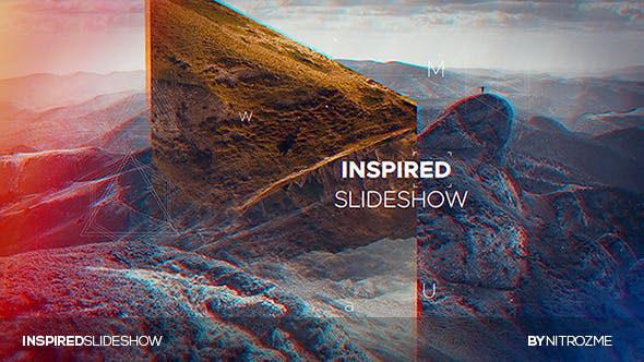 Videohive Inspired Slideshow 20381031