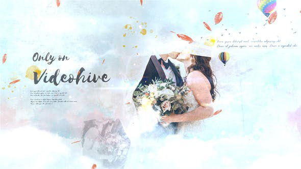 Videohive Wedding Intro 27608521