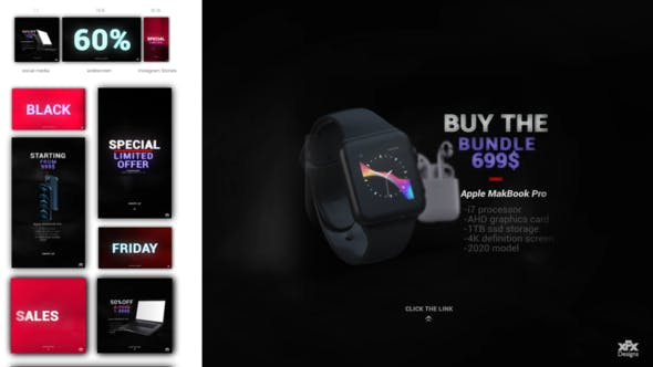 Videohive Sale Event | Black Friday Promo 29498558