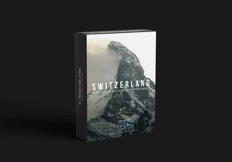 K1 SWITZERLAND INSPIRED PACK